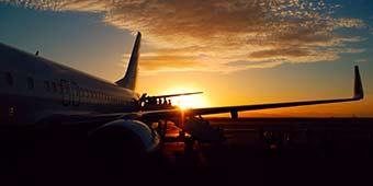 vliegveld valencia