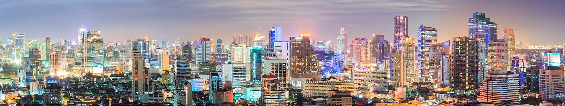 Citytrip Bangkok