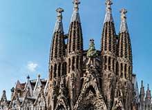 vliegreis barcelona