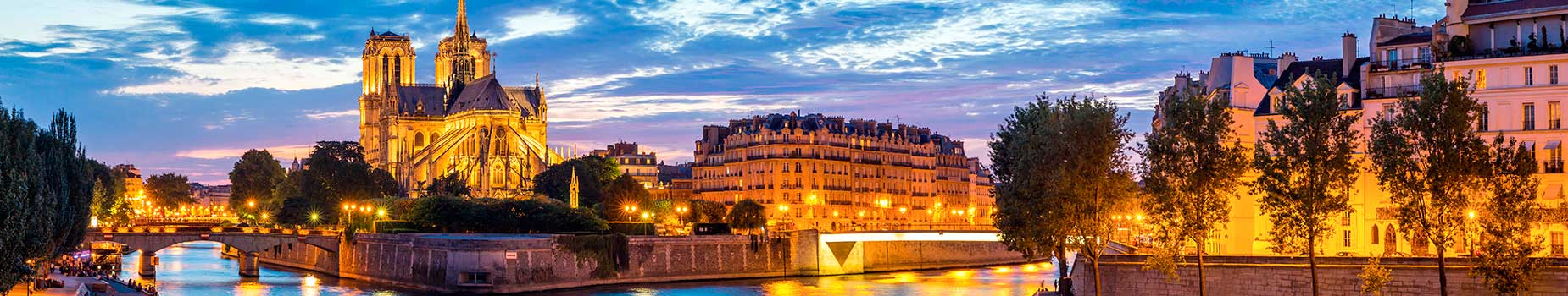 Citytrip Frankrijk