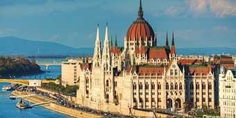 citytrip hongarije