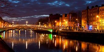 citytrip ierland