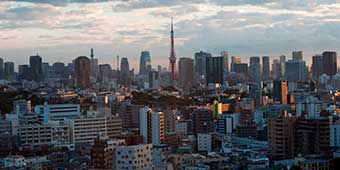 citytrip japan