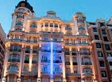 Hotel Atlantico Madrid