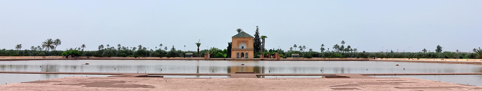 Citytrip Marokko