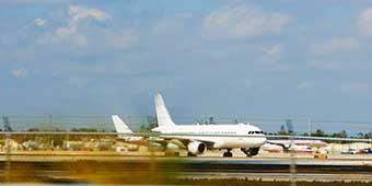 vliegveld milaan