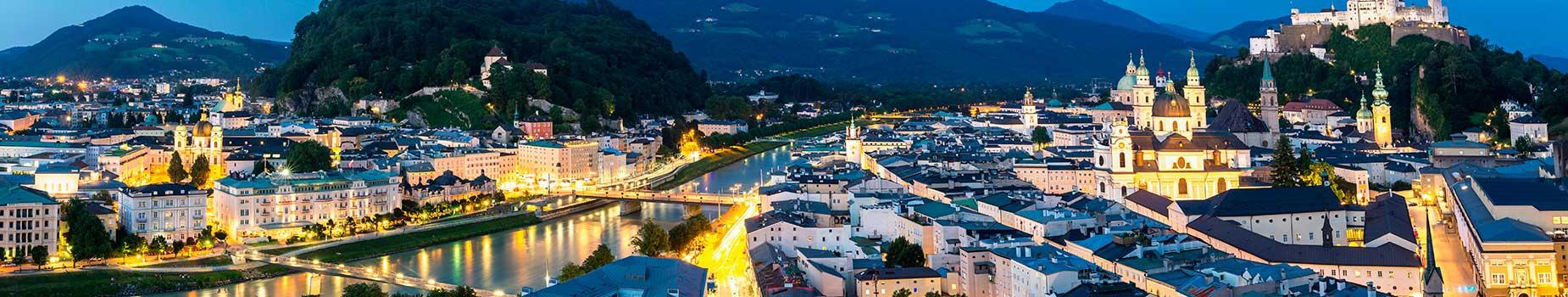 Citytrip Oostenrijk