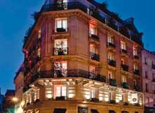 Deluxe Mon Hotel parijs