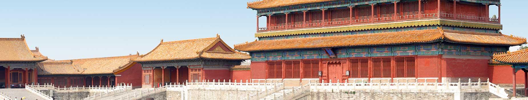Citytrip Peking