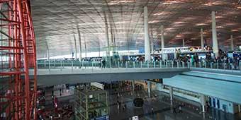 vliegveld peking