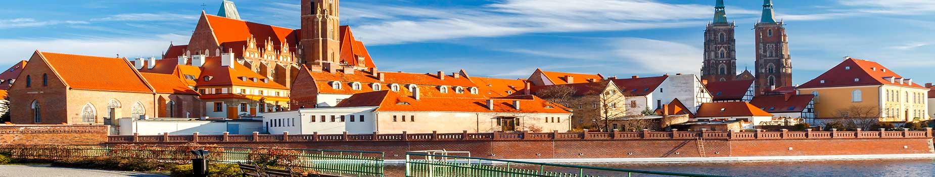 Citytrip Polen