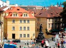 hotel Certovka praag