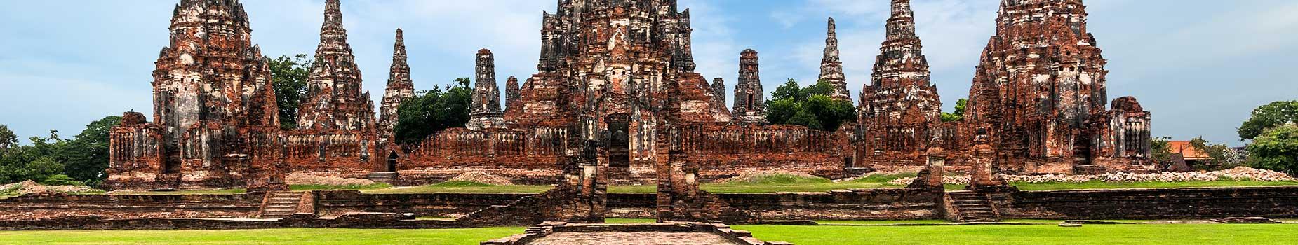 Citytrip Thailand