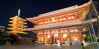 citytrip tokyo