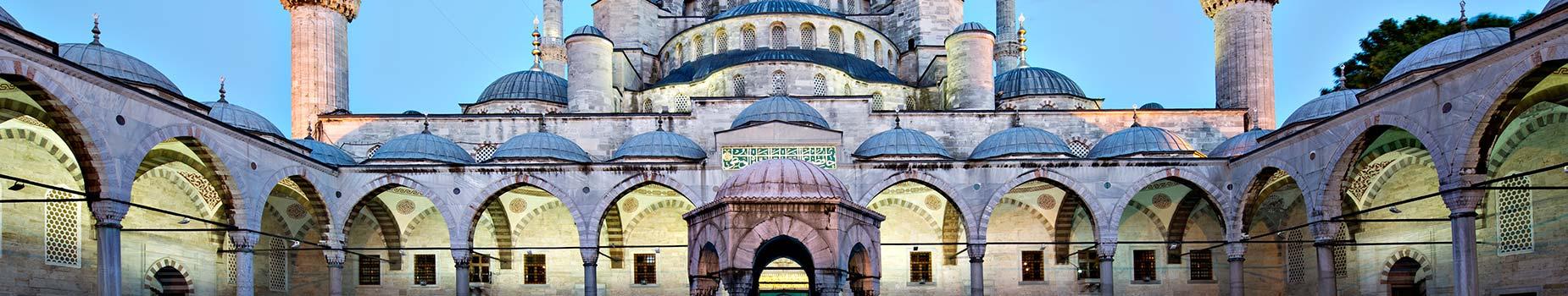 Citytrip Turkije