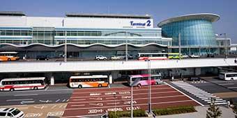 vliegveld tokyo