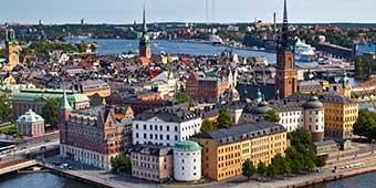 citytrip zweden