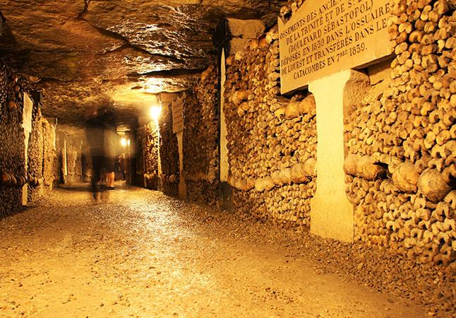 catacombes van parijs